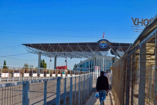 Goodbye Kyrgystan - hello Kasakhstan