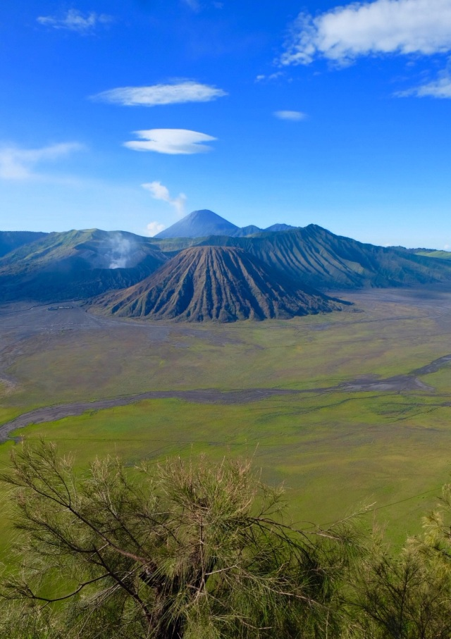 Mt. Bromo, volcano