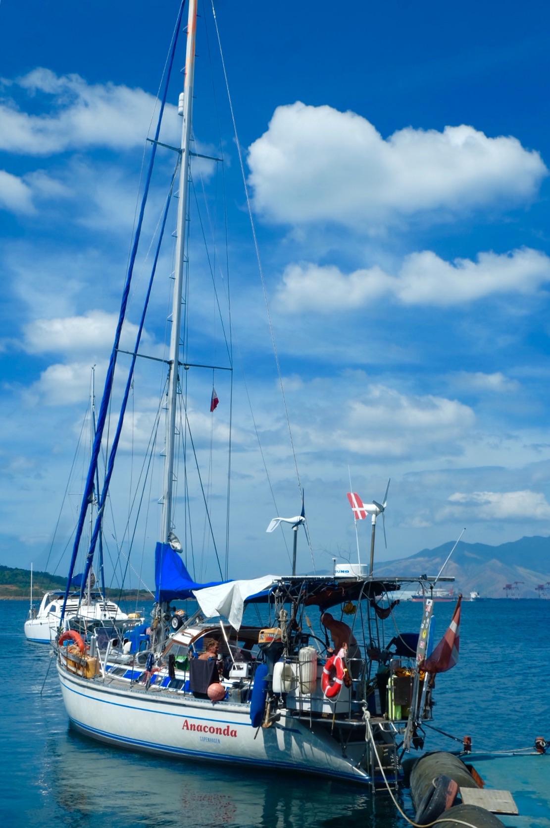 En måneds gastesejllads på Filippinerne – DEL 2 | Live large – travel light