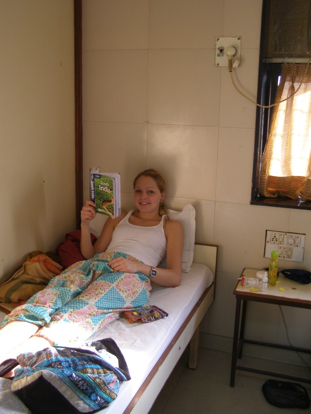 Indisk hostel