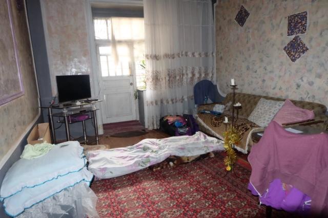 Couchsurfing hos Kamol, Usbekistan